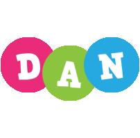 Dan friends logo