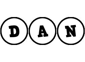 Dan handy logo