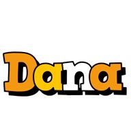Dana cartoon logo