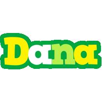 Dana soccer logo