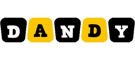 Dandy boots logo