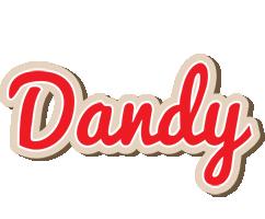 Dandy chocolate logo