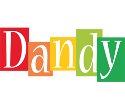 Dandy colors logo