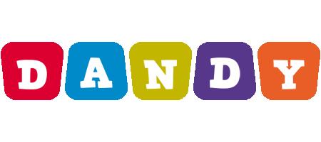 Dandy daycare logo
