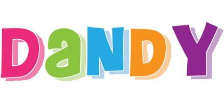 Dandy friday logo
