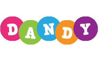 Dandy friends logo