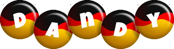 Dandy german logo