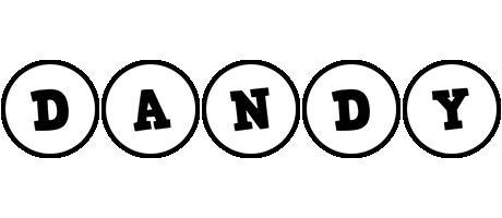 Dandy handy logo