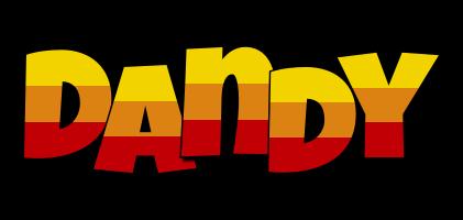 Dandy jungle logo
