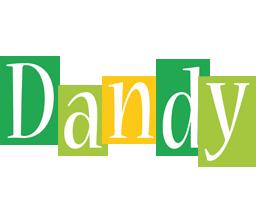 Dandy lemonade logo
