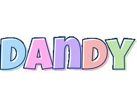 Dandy pastel logo