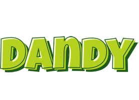 Dandy summer logo