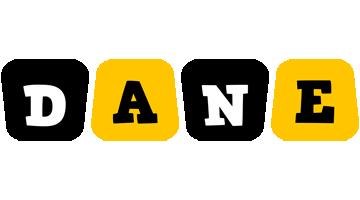 Dane boots logo