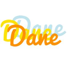 Dane energy logo
