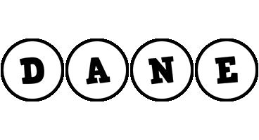 Dane handy logo