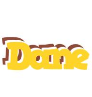 Dane hotcup logo