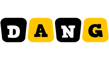 Dang boots logo