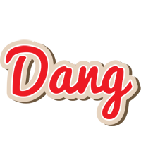 Dang chocolate logo