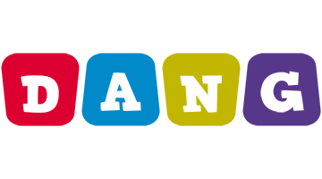 Dang daycare logo