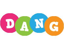 Dang friends logo