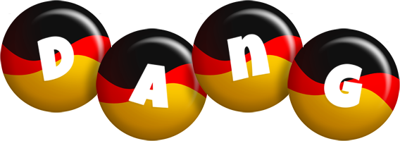 Dang german logo
