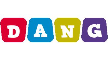 Dang kiddo logo