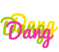 Dang sweets logo