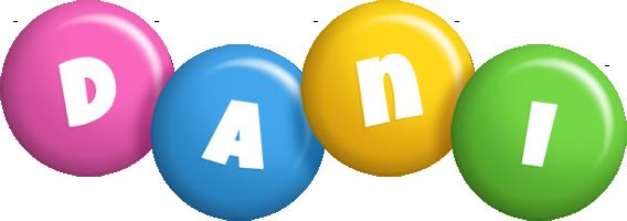 Dani candy logo