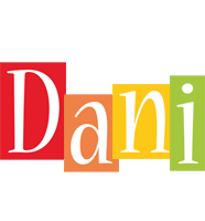 Dani colors logo
