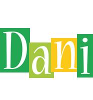 Dani lemonade logo