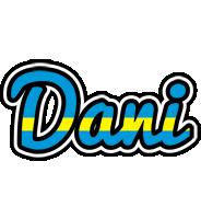 Dani sweden logo