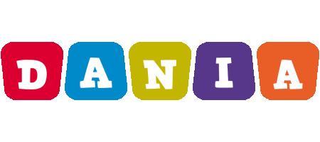 Dania kiddo logo
