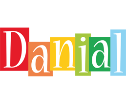 Danial colors logo