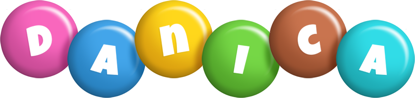 Danica candy logo
