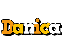 Danica cartoon logo