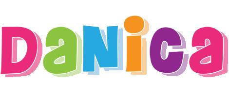 Danica friday logo