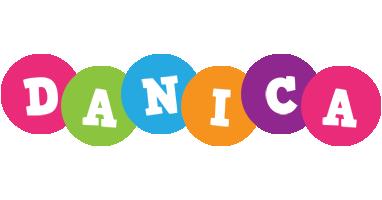 Danica friends logo