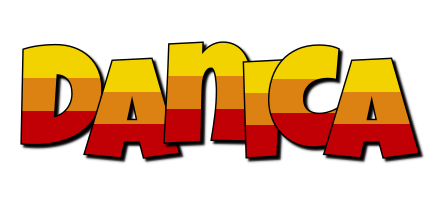Danica jungle logo