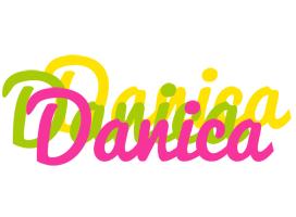 Danica sweets logo