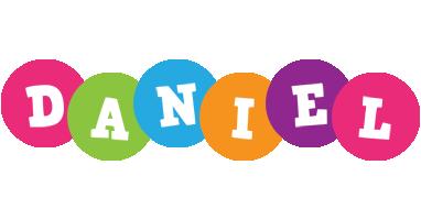 Daniel friends logo
