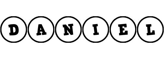 Daniel handy logo