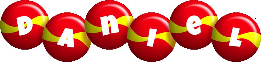 Daniel spain logo