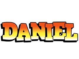 Daniel sunset logo