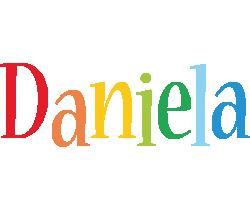 Daniela birthday logo