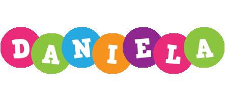 Daniela friends logo