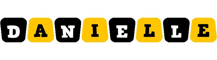 Danielle boots logo