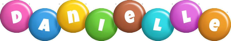 Danielle candy logo
