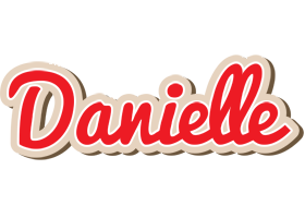Danielle chocolate logo