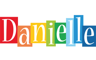 Danielle colors logo