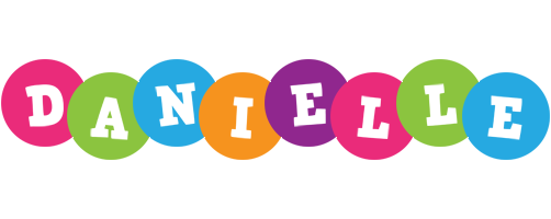 Danielle friends logo